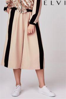 Elvi Premium Contrast Culottes