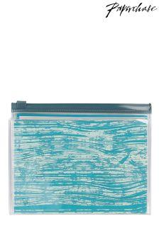 Paperchase Get Organised A6 Ziplock List Book