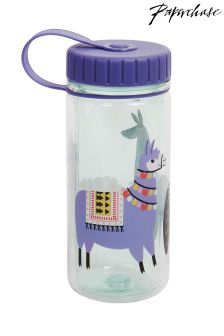 Paperchase No Probllama Water Bottle
