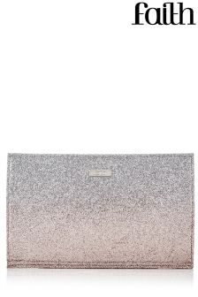 Faith Sparkle Clutch Bag