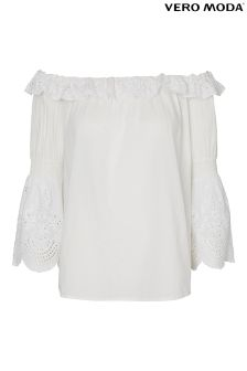 Vero Moda Off Shoulder Summer Top