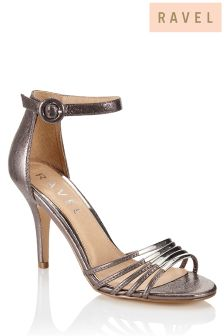 Ravel Ankle Strap Sandals