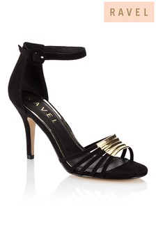 Ravel Ankle Strap Sandals