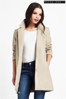 Noisy May Long Line Coat