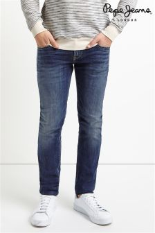 Pepe Jeans Dark Wash Jeans