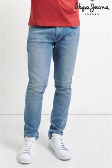 Pepe Jeans Light Wash Denim Jeans