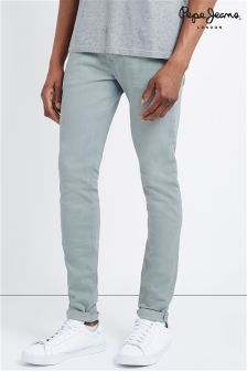 Pepe Washed Denim Jeans 32""
