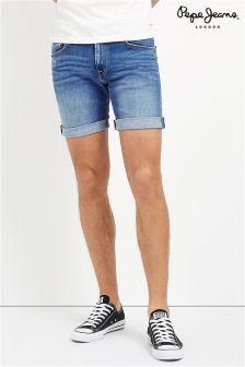 "Pepe Jeans Denim Shorts 30"""