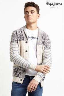 Pepe Jeans Knitted Cardigan