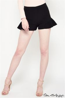 Miss Selfridge Ruffle Shorts