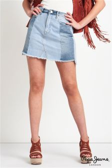 Pepe Jeans Mini Skirt