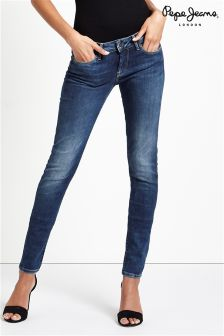 Pepe Jeans Washed Skinny Jeans 30