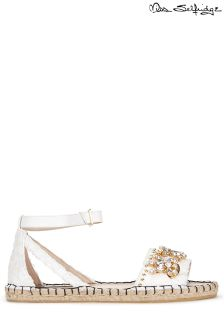 Miss Selfridge Embellished Espadrilles