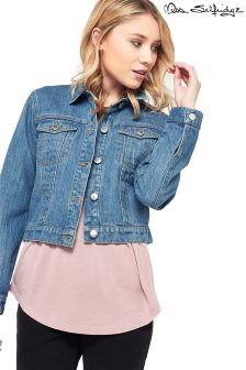 Miss Selfridge Petite Denim Jacket