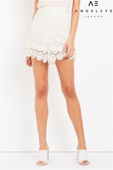 Angeleye Lace Shorts