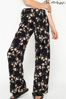 Miss Selfridge Floral Print Trousers
