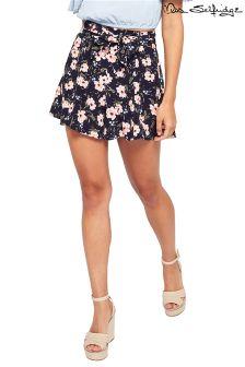 Miss Selfridge Floral Print Shorts