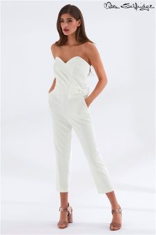 Miss Selfridge Sweetheart Jumpsuit