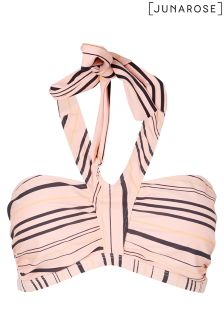 Junarose Curve Halterneck Bikini Top