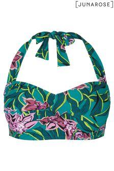Junarose Wrap Detail Bikini Top