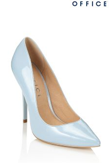 Office Patent Point Court Heels