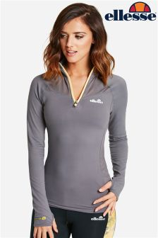 Ellesse Long Sleeve Workout Top