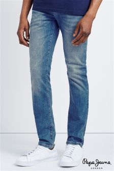 Pepe Jeans Mid Wash Jeans