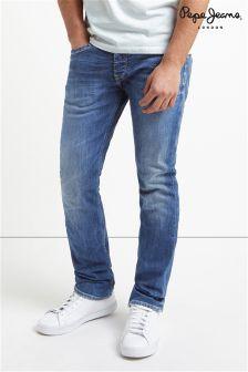 Mens Regular Fit Jeans | Comfort Fit Jeans For Men | Next UK