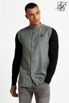 Siksilk Jersey Long Sleeve Shirt
