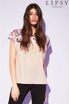 Lipsy Printed Top