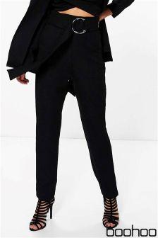 Boohoo Eve O-ring Skinny Trouser