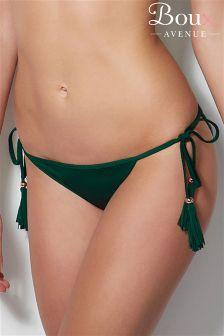 Boux Avenue Fiji Tasselstring Bikini Bottoms