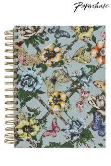 Paperchase Jardino Hand-stitched Journal