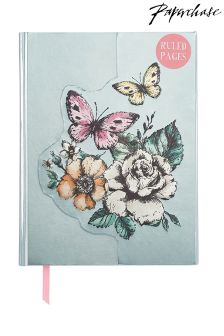 Paperchase Jardino Large Magnetic Notebook