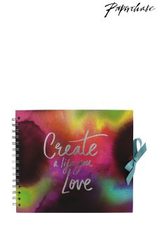 Paperchase Create Small Scrapbook