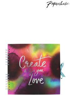 Papechase Create Medium Scrapbook