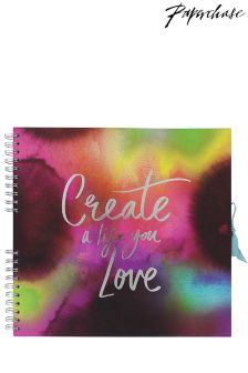 Paperchase Create Large Scrapbook