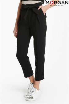 Morgan Tie Trousers