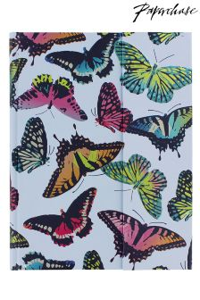 Paperchase Magnetic Butterfly Notebook
