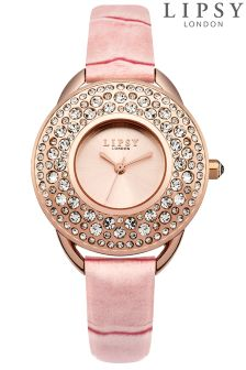 Lipsy Ladies Stone Set Watch