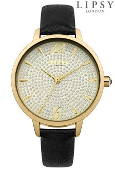 Lipsy Ladies Glitter Effect watch