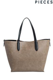 Pieces Shopper Bag