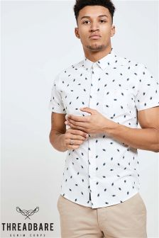 Threadbare Printed Shirt