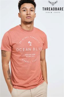 Threadbare Ocean Boulevard T-shirt