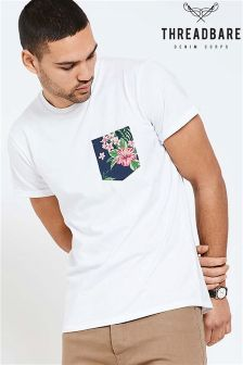 Threadbare Tiki Pocket T-shirt