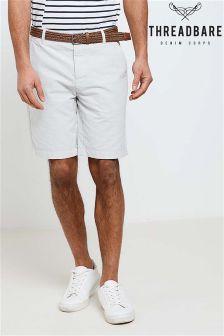 Threadbare Oxford Chino Shorts