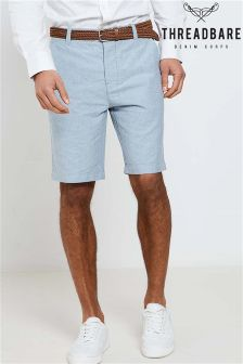 Threadbare Oxford Chino Shorts
