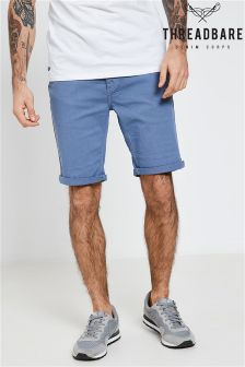 Threadbare Stretch Twill Denim Shorts