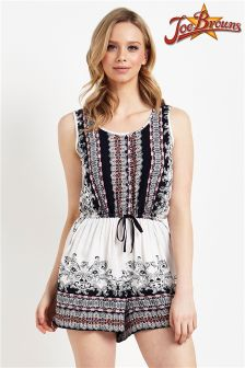 Joe Browns Printed Playsuit