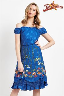 Joe Browns Printed Spirit Skater Dress